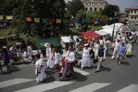 Asturias con niños: Feria de Indianos en Colombres