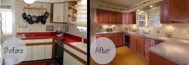 stylish kitchen cabinet refacing ideas updating
