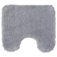 Купить АЛЬМТЬЕРН <b>Коврик</b> в <b>туалет</b>, серый в интернет-магазине