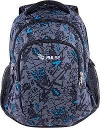 <b>Рюкзак Pulse Teens</b> Серый, цена 2 490 руб. купить в интернет ...