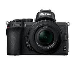<b>Nikon Z 50</b> – <b>DX</b> Mirrorless camera