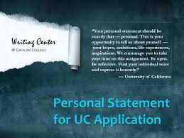 uc essays examples          UC Berkeley Admissions   Personal Statement Do     s and Don     ts
