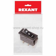 <b>Выключатели</b> - Купить в профессиональном магазине <b>Rexant</b>-Shop