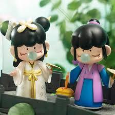 <b>Robotime Nanci 3</b> Generasi Action Figures, Mainan untuk Anak ...