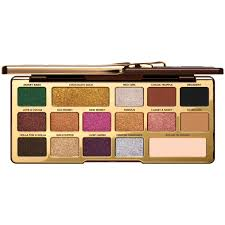 <b>Too Faced Chocolate Gold</b> Eyeshadow Palette, Multi at John Lewis ...