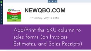 quickbooks online sku column to s forms invoice estimate quickbooks online sku column to s forms invoice estimate s receipt