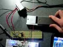 cell phone controlling a magnetic lock cell phone controlling a magnetic lock
