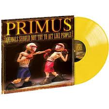 <b>Primus</b> - <b>Animals Should</b> Not Try To Act Like People (Vinyl ...