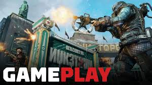 4 Minutes of Call of Duty Black Ops 4 Nuketown Gameplay - YouTube
