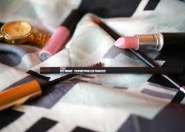 <b>MAC Stud</b> Eye Brows Pencil Review, Swatch