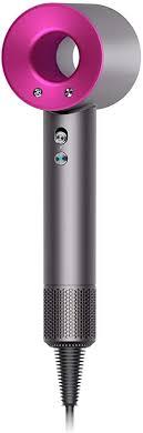 Dyson Supersonic Hair Dryer, Iron/Fuchsia, 1200W ... - Amazon.com