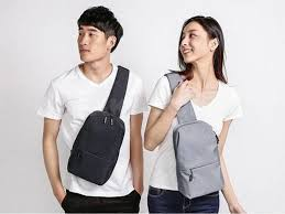<b>Рюкзак Xiaomi</b> multi-functional leisure <b>chest</b> pack! Гарантия! Miroom!