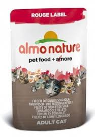 Влажный корм <b>Almo Nature Rouge</b> Label Holistic для кошек. Тунец ...