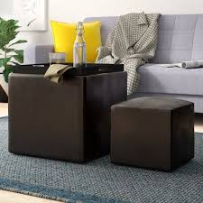 <b>2 Piece</b> Ottoman Set | Wayfair
