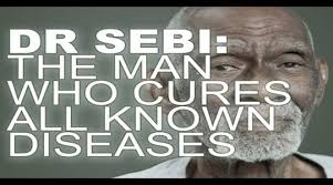 Image result for IMAGES OF DR. SEBI