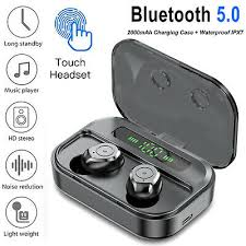 <b>TWS Wireless Earbuds</b> TOUCH CONTROL In-Ear <b>Bluetooth</b> ...
