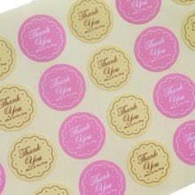 <b>Pink</b> Sticker <b>Thank</b> You Promotion-Shop for Promotional <b>Pink</b> Sticker ...