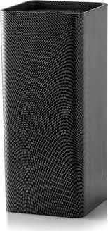 <b>Подставка для ножей Walmer Cascade</b>, черный, 10 х 10 х 23 см ...