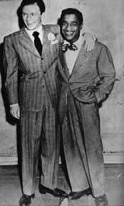 Image result for images of sammy davis jr. with sinatra