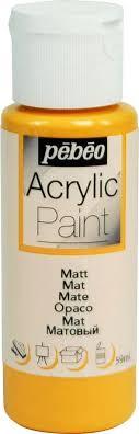 <b>Pebeo Краска акриловая Acrylic</b> Paint матовая цвет 097804 ...