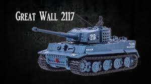 <b>Танк</b> на Радиоуправлении <b>Great Wall</b> 2117 (Tiger Remote Control ...