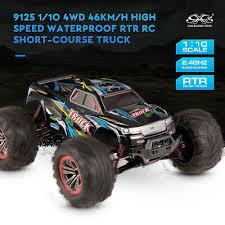 XINLEHONG TOYS 9125 1/10 RC Car <b>2.4G</b> 4WD 46km/h <b>High</b> ...