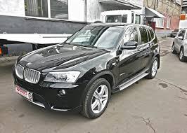 <b>Подножки боковые</b> OE Style <b>BMW</b> X3 (F25) 2010-2017 - Интернет ...