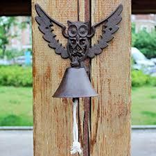 JINLINE <b>Creative Wrought Iron</b> doorbell <b>European cast Iron</b> ...