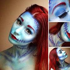 the nightmare before and other make up looks love it