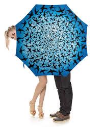 Зонт-трость с деревянной ручкой -видать к дождю #2854623 ...