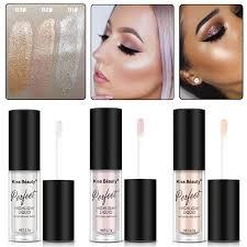 2018 New <b>Kiss Beauty</b> Brand Highlighter Contour <b>Cosmetics Long</b> ...
