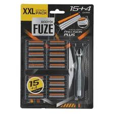 <b>Body</b>-X Fuze Razors Men 15pcs+4pcs <b>Trip</b> - Laplandia Market ...
