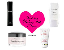 wedding makeup kit s best primers in india