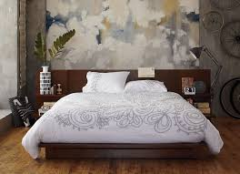 view in gallery a modern wooden bed 20 chic modern bed designs bedroom furniture cb2 peg