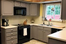 style painted kitchen