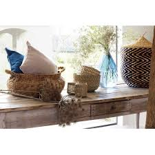 <b>Корзина</b> плетеная с крышкой, nomado <b>La Redoute</b> Interieurs | La ...