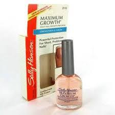 <b>Средство</b> для ногтей <b>Sally Hansen</b> Maximum Growth   Отзывы ...