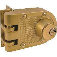 Image Of Security Screen Door Lock Cylinder  D