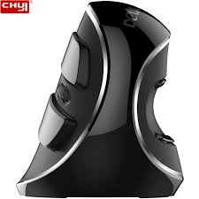 CHYI Wireless Mouse <b>Delux M618 Plus Vertical</b> Mouse Ergonomic ...