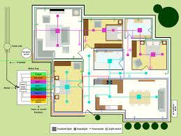 residential house wiring circuit diagram wiring diagram collection wiring diagram of house diagrams