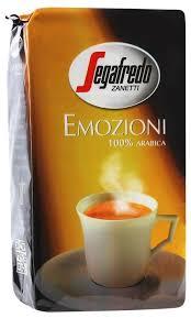 segafredo emozioni кофе молотый 250 г