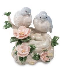 Статуэтка Pavone Пара птичек <b>CMS</b>-15/50, 101295 — купить в ...