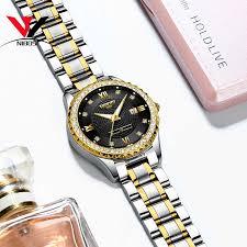 <b>relogio feminino</b> NIBOSI 2018 Watch Women <b>Luxury Brand</b> Famous ...