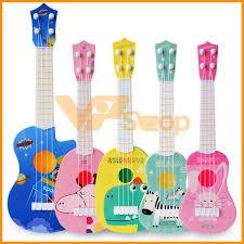 2019 <b>Mini Ukulele Simulation Guitar</b> Kids Musical Instruments Toy ...