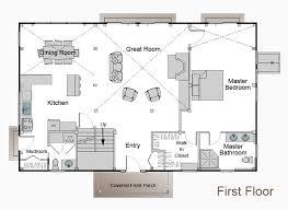 Barn Style Home Plan   The Chatham   Barn Home   Sq  Ft Chatham Barn Style Home First Floor Plan