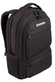 Купить <b>рюкзак</b> Wenger <b>600630 Fuse черный</b> 16 л, цены в Москве ...