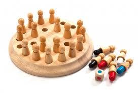 <b>Bradex</b> Шахматы для тренировки памяти <b>Мнемоники</b>