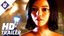 <b>Alita</b>: <b>Battle Angel</b> Trailer 1 - James Cameron Movie - video ...