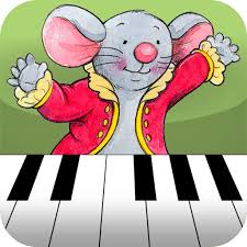 Mozart Mouse plays the piano ... and so can YOU !