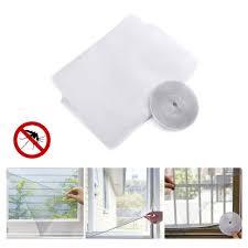 DIY <b>Self</b>-<b>adhesive Window Mosquito</b> Net Screen Mesh Netting for ...